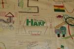 HARP quilt